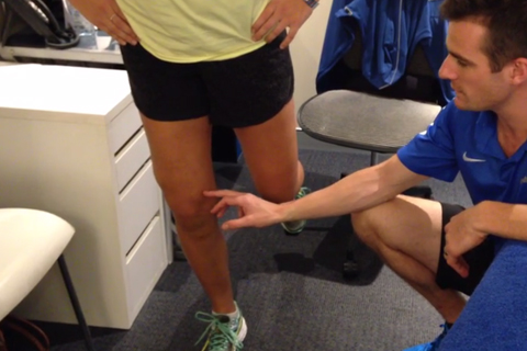 Knee + Patello-femoral Rehab